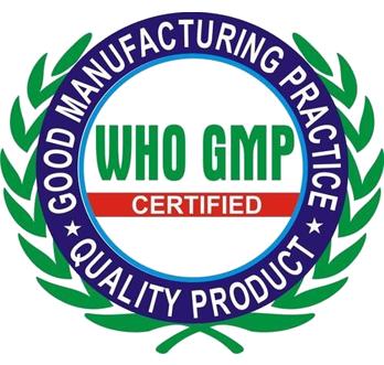 WHO GMP Compliance